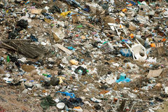Environment pollution Royalty Free Stock Photography