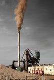 Environment pollution royalty free stock photos