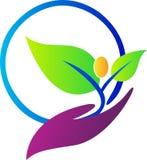 Environment protection. A vector drawing represents environment protection design Stock Images