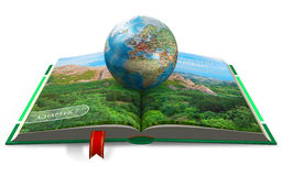 Environment protection concept Royalty Free Stock Images