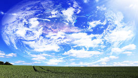 Environment - Save the Earth Stock Photography
