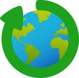 environment symbol Stock Image