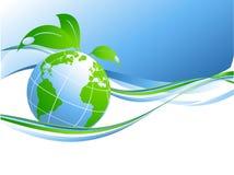 Environmental abstract backdrop Stock Photo