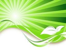 Environmental abstract backdrop Royalty Free Stock Image