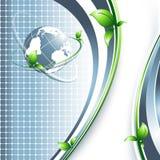 Environmental abstract backdrop Stock Photos