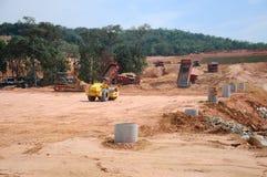 Environmental aggression Stock Photo