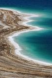 Environmental catastrophe on the Dead Sea, Israel Royalty Free Stock Images