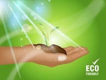 Environmental Concept Royalty Free Stock Image