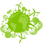 Environmental concept Stock Images