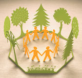 Environmental Concern Royalty Free Stock Images