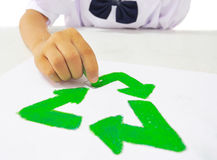 The Environmental concerns. Stock Photography