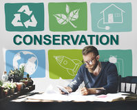 Environmental Conservation Life Preservation Protection Growth C Stock Photography