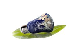 Environmental energy and recycling Stock Photography