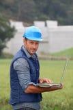 Environmental engineering Royalty Free Stock Photography