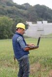 Environmental engineering stock photography