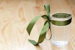 Environmental glass of water Stock Photos
