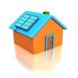 Environmental house Stock Photos