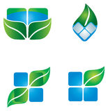 Environmental icon Royalty Free Stock Photos