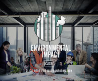 Environmental Impact Conservation Ecology Help Concept Stock Photography