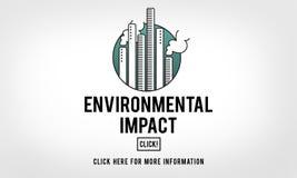 Environmental Impact Conservation Ecology Help Concept Stock Photos