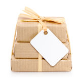 Environmental packaging stock photography