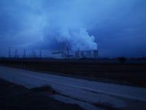 Environmental pollution Royalty Free Stock Photos