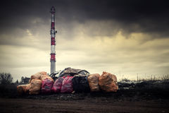 Environmental pollution 4 Stock Photography