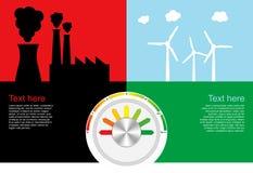 Environmental project Royalty Free Stock Image