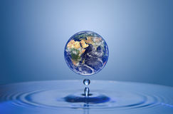 Environmental protection Royalty Free Stock Images