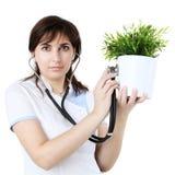 Environmental protection concept Stock Photo
