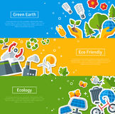 Environmental Protection, Ecology Concept royalty free illustration