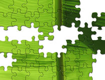 Environmental puzzle Stock Images