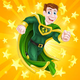 Environmental Super Hero Royalty Free Stock Photo