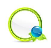 Environmental symbol Royalty Free Stock Photo
