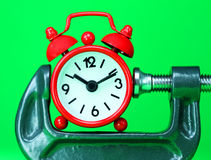 Environmental Time Clock Royalty Free Stock Photo