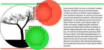 Environmental tree Royalty Free Stock Photo