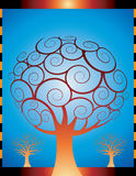Environmental Tree Background Stock Photos