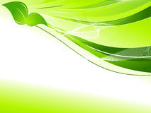 Environmental vector background Royalty Free Stock Images