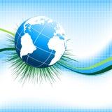 Environmental vector concept Royalty Free Stock Photos