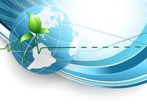 Environmental vector concept. Eps10 Stock Photos