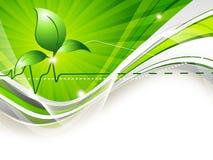 Environmental vector concept. Eps10 Stock Image