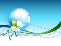 Environmental vector concept. Eps10 Royalty Free Stock Photos