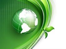 Environmental vector concept. Eps10 Stock Photography