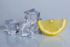 Environmentally friendly ice Royalty Free Stock Image