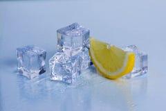 Environmentally friendly ice Royalty Free Stock Photography