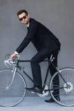 Environmentally friendly transport. Royalty Free Stock Photo
