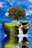 Environnement écologique et développement durable image stock