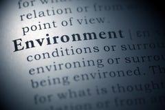 environnement Photo stock