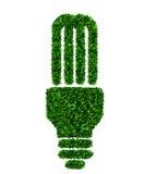 Environnement de vert de série d'icônes d'ECO Photographie stock libre de droits