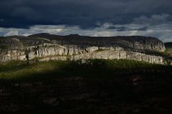 Environnement du Brésil Photos stock